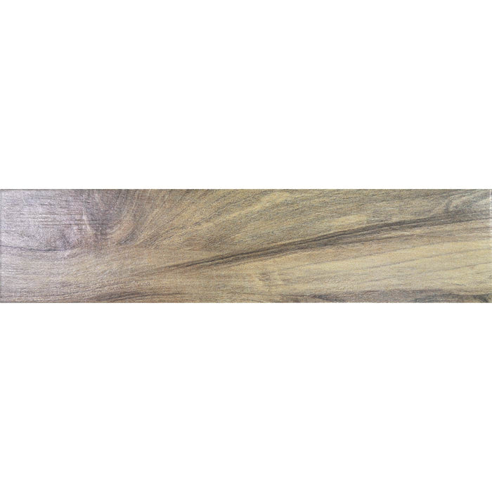 15.5x62cm Merbau Brown Wood plank tile-Stargres-ceramicplanet.co.uk