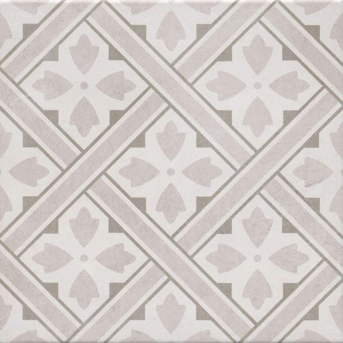 33x33cm Mr Jones Patterned Beige floor tile GS-D4861-Canakkale Seramik - Kale-ceramicplanet.co.uk