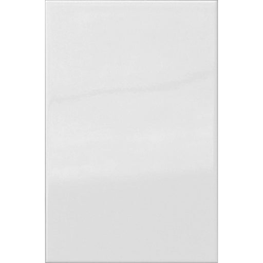 25x40cm Opaque gloss white wall tile 9505-Canakkale Seramik - Kale-ceramicplanet.co.uk
