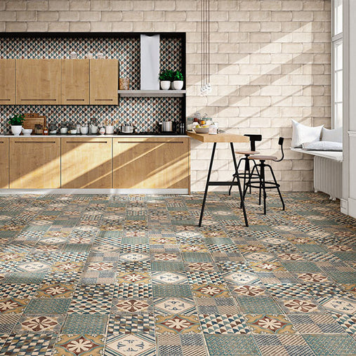 pattern tiles for floor and wall collection