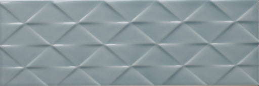 10x30cm Savoy Leaf gloss decor wall tile-Johnson Tiles-ceramicplanet.co.uk