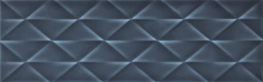 10x30cm Savoy Slate gloss decor wall tile-Johnson Tiles-ceramicplanet.co.uk
