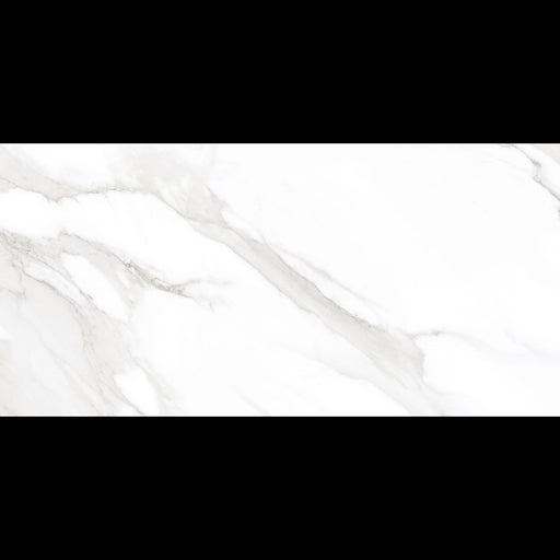 30x60cm Statuario Mercury Marble Porcelain tile-Emigres-ceramicplanet.co.uk