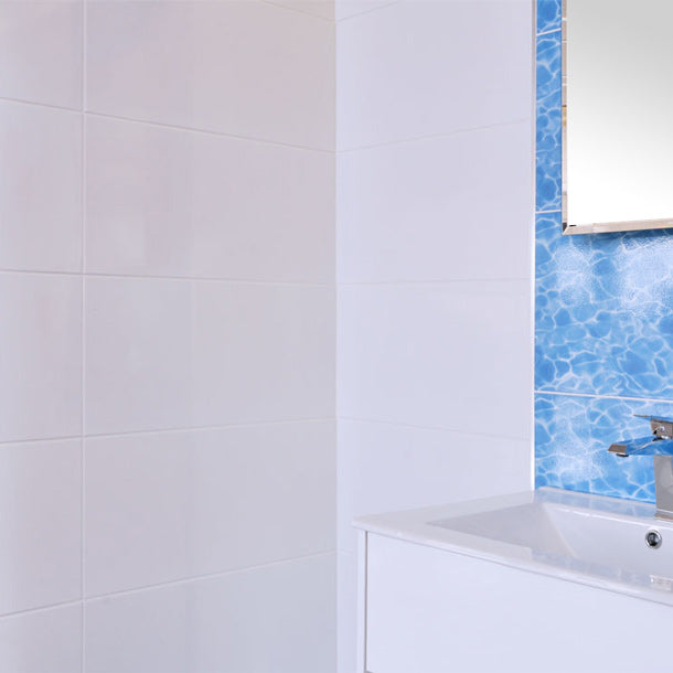 30x60cm Super White wall tile 8205-Canakkale Seramik - Kale-ceramicplanet.co.uk