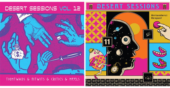 Desert Sessions - Volumes 11 & 12