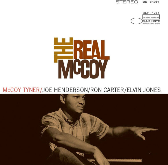 McCoy Tyner - The Real McCoy