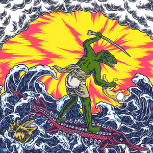 King Gizzard And The Lizard Wizard - Teenage Gizzard