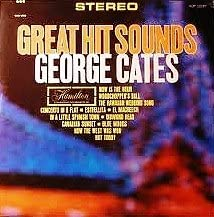 George Cates - Great Hit Sounds Of George Cates