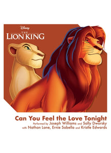 Lion King - Can You Feel The Love Tonight