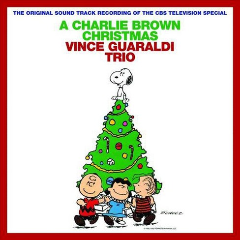 Vince Guaraldi - Charlie Brown Christmas