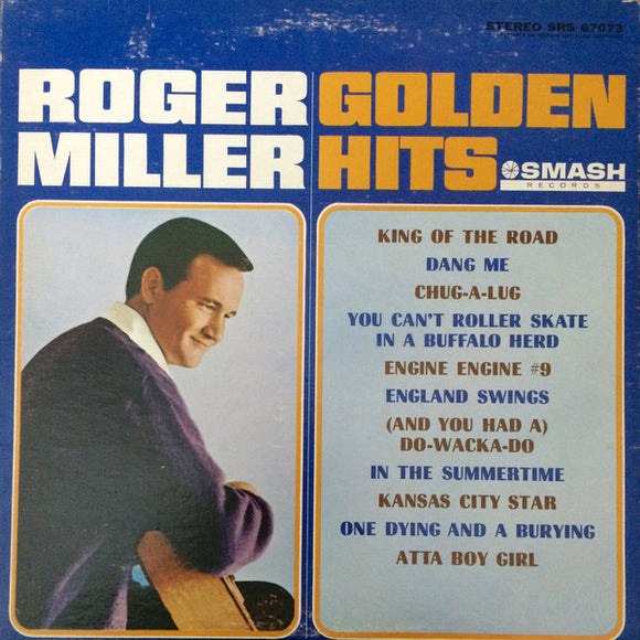Roger Miller - Golden Hits