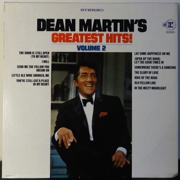 Dean Martin - Greatest Hits, Vol. 2