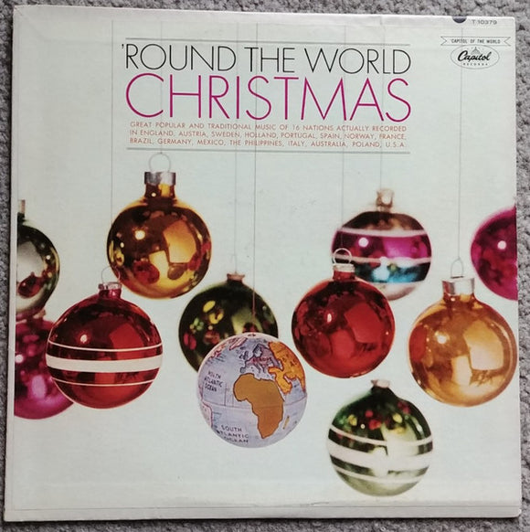 Various - Round The World Christmas