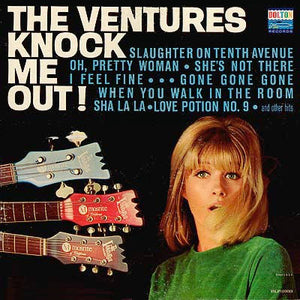 The Ventures - Knock Me Out