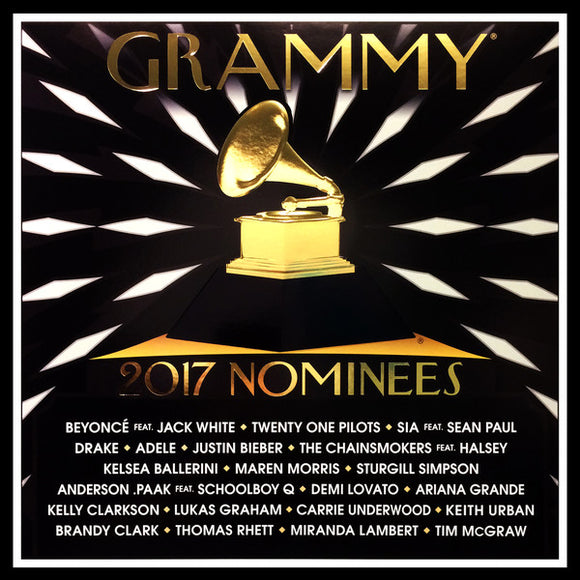 Various - Grammy 2017 Nominees