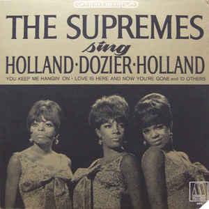 The Supremes - Holland Dozier Holland