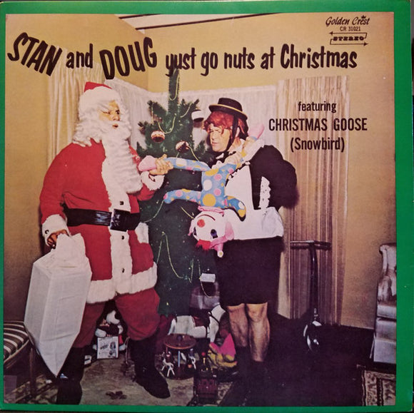 Stan Boreson - Stan And Doug Yust Go Nuts At Christmas