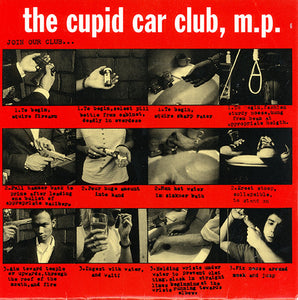 Cupid Car Club - Join Our Club...
