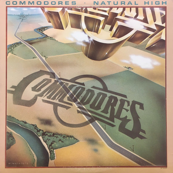 Commodores - Natural High