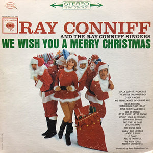 Ray Conniff And The Singers - We Wish You A Merry Christmas
