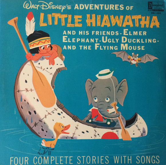 Unknown Artist - Walt Disney's Adventures Of Little Hiawatha