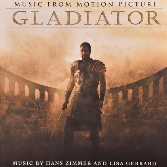 Hans Zimmer - Gladiator (Music From The Motion Picture)
