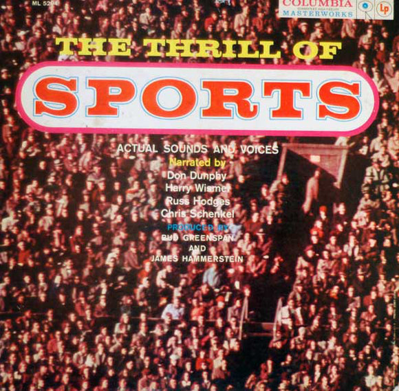 Various - The Thrill Of Sports