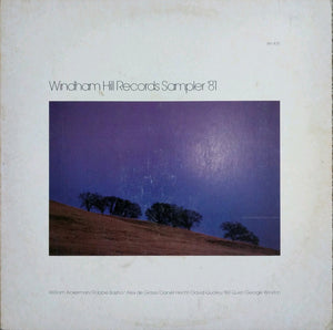 Various - Windham Hill Records Sampler '81