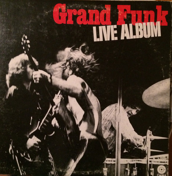 Grand Funk Railroad - Live Album