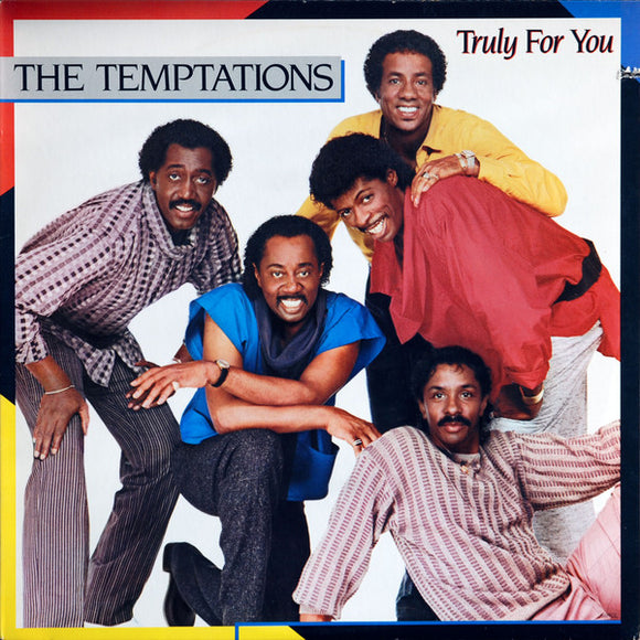 The Temptations - Truly For You