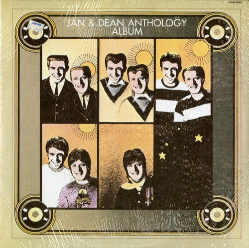 Jan & Dean - Anthology Album