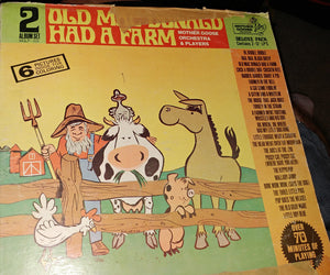 Mother Goose Orchestra & Players - Old MacDonald Had A Farm