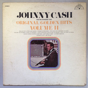 Johnny Cash - Golden Hits Volume II