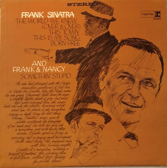 Frank Sinatra - The World We Knew