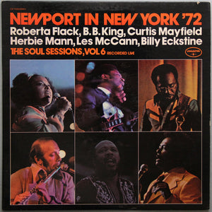 Various - Newport In New York '72 - The Soul Sessions, Vol. 6