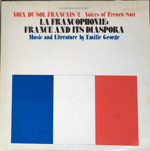 Emilie George - France and Its Diaspora