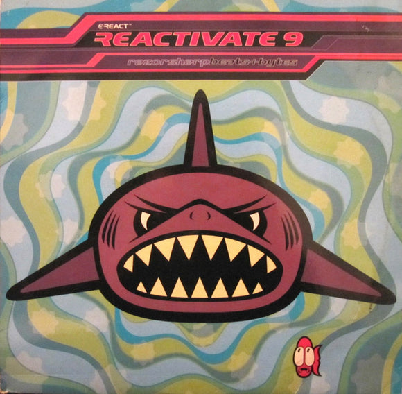 Various - Reactivate 9 - RazorSharp Beats+Bytes