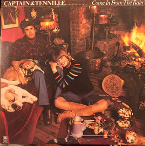 Captain And Tennille - Come In From The Rain