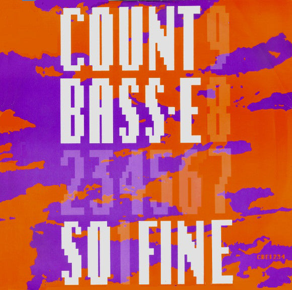 Count Bass-E - So Fine