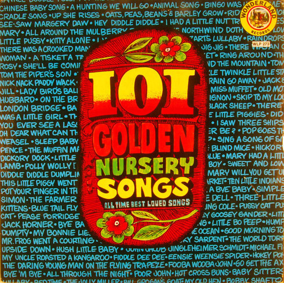 Golden Orchestra - 101 Golden Nursery Songs