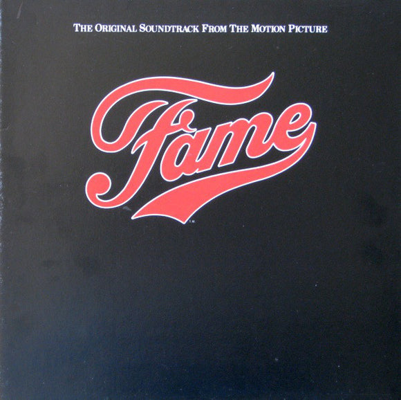 Various - Fame (The Original Soundtrack From The Motion Picture)
