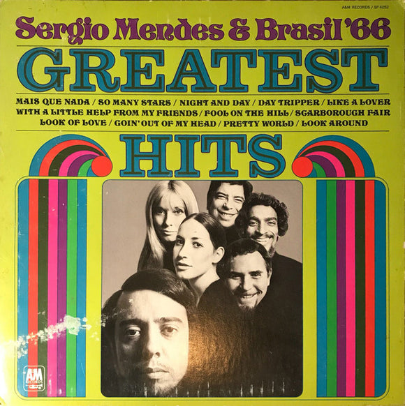 Sérgio Mendes - Greatest Hits