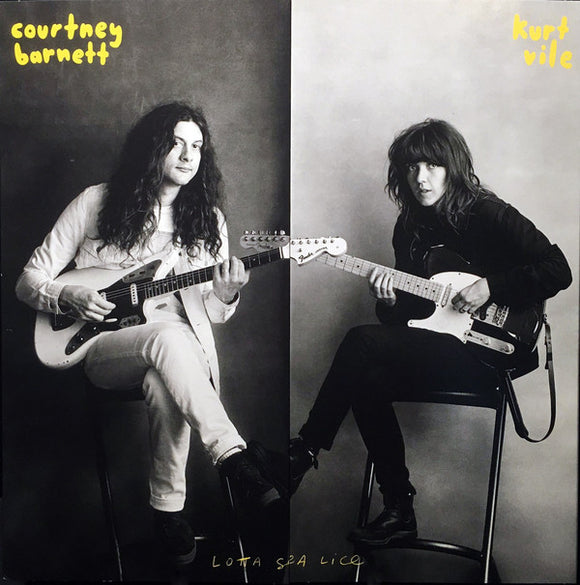 Vile, Kurt & Courtney Barnett - Lotta Sea Lice