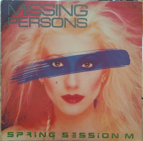 Missing Persons - Spring Session M