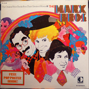 The Marx Brothers - The Original Voice Tracks