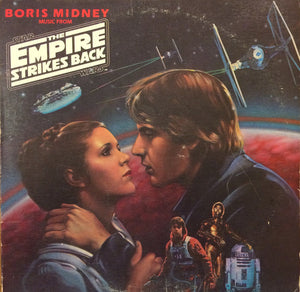 Boris Midney - Music From The Empire Strikes Back