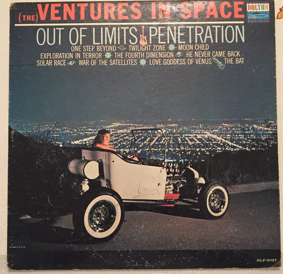 The Ventures - In Space