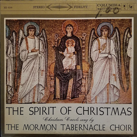 Mormon Tabernacle Choir - The Spirit Of Christmas