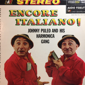 Johnny Puleo - Encore Italiano! Vol. 5