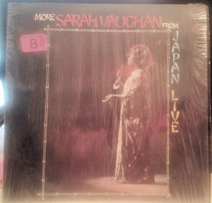 Sarah Vaughan - More Sarah Vaughan From Japan Live